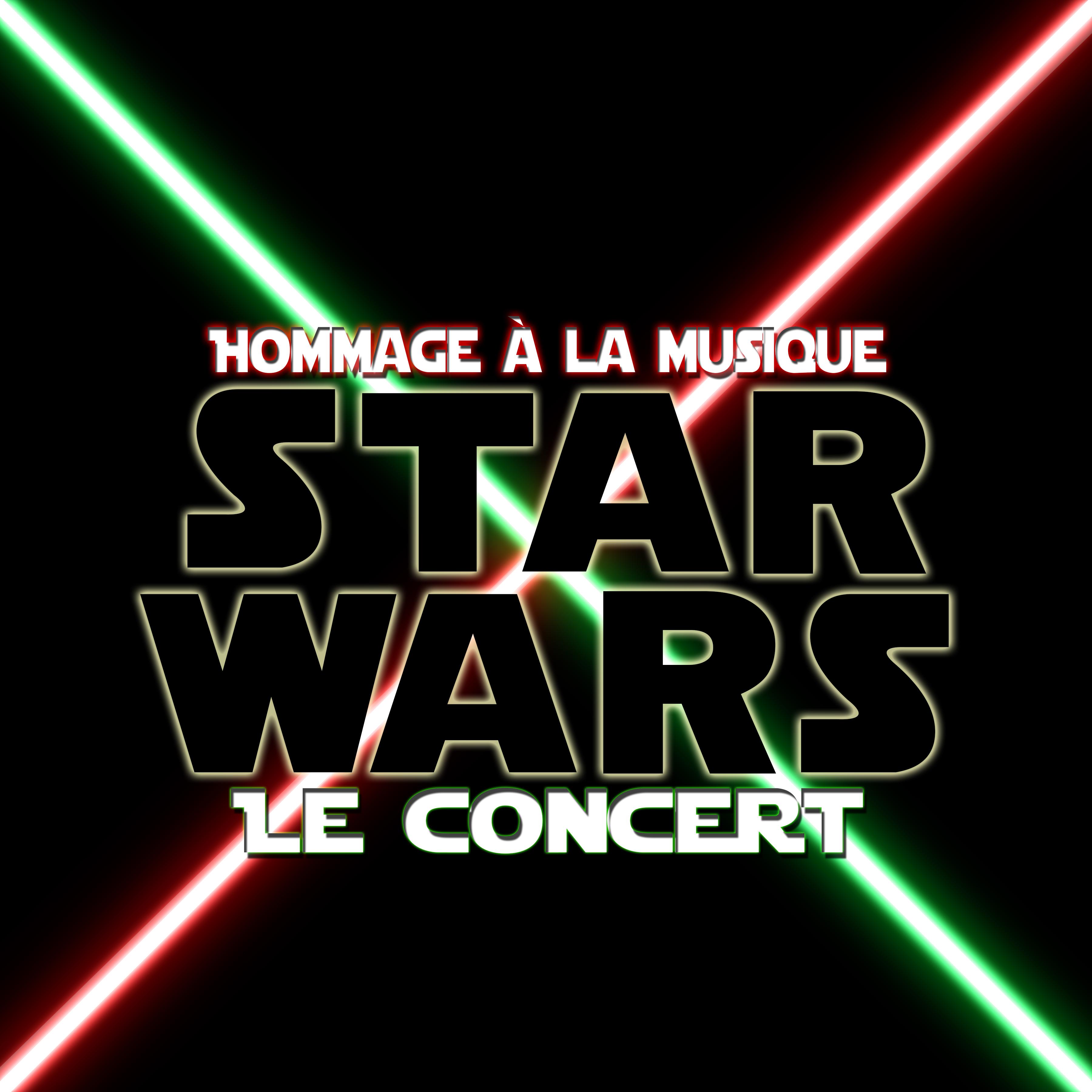 Read more about the article Hommage à la musique Star Wars – le concert
