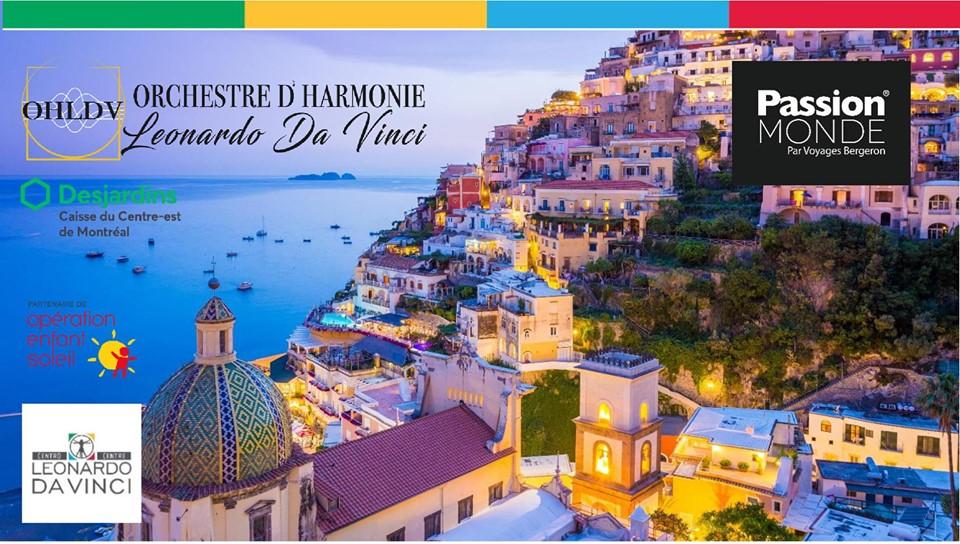 Concert La belle Italie – avec Marco Calliari, artiste invité